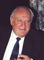 Hans Bühlmann, Präsident der Hans Huber-Stiftung vom 1. Januar 1975 bis 31. Dezember 2010. - hans_buehlmann_kl